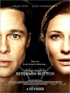 L'Etrange histoire de Benjamin Button - Brad Pitt, Cate Blanchett, David Fincher
