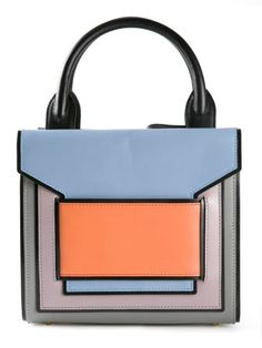 Pierre Hardy Color Blocked Tote