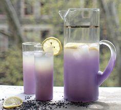 Idée boisson pour votre mariage pronveçal #lavande #citron #fraicheur