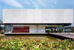 Galeria de Escola de Ensino Médio SESC Barra / Indio da Costa Arquitetura - 1