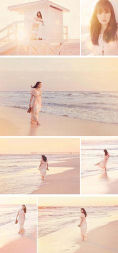 Panama City Beach, FL photo shoot :: Jenna Miller Photography