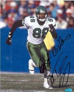 Al Toon - New York Jets #88