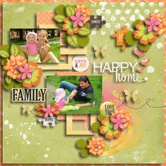 Embrace Happiness ~ 6-Pack PLUS FWP by Lorie M @ PickleBerryPop [ link ] photo - Tatyana Gladskih Photoxpress