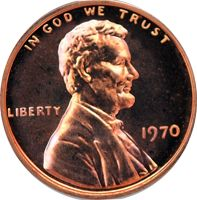 1970 Lincoln Penny Value