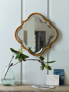 Kasbah Mirror, £55, http://www.coxandcox.co.uk/home/bed-bath/bedroom/kasbah-mirror