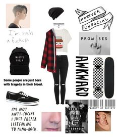 """""""Untitled #33"""" by that-awkward-gropie on Polyvore featuring Topshop, Burton, Wet Seal, Vans, Repossi, women's clothing, women, female, woman and misses"""