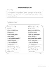 Possessive adjectives with the verb to be worksheet - Free ESL printable worksheets made by teachers