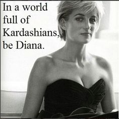 Be a Diana
