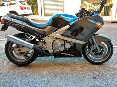 Kawasaki ZZR 600 High Performance Engine1999