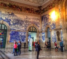 What To Do in Porto Portugal - Sao Bento Station