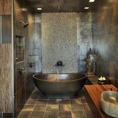 Love the tub! Bathroom Design, Pictures, Remodel, Decor and Ideas - page 7