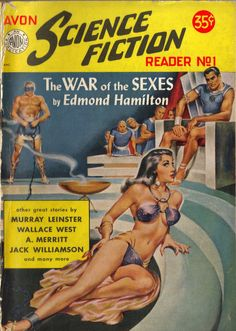 Science fiction reflects the tensions in our society. Have we moved on from the 60s or not? http://conradsteenkamp.wordpress.com/