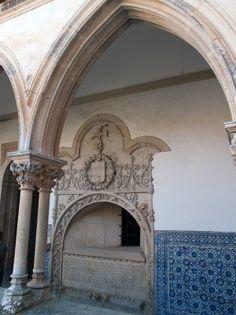 Tomar-Convento de Cristo, claustros
