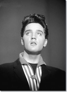 Elvis Presley - 'The Frank Sinatra Timex Special' - March 1960... ohhh... beauty exists... <3