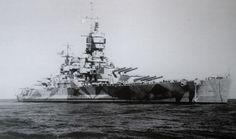 Italian Battleship Vittorio Veneto by StephenBarlow.deviantart.com on @DeviantArt