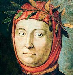 """Descriptio Puellae. Ejemplo literario. """"Francesco Petrarca""""."""