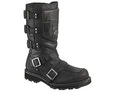 Motorcycle Boots | AuthenticBoots.Com | men's chelsea, chukka, riding, western boots and many more - Part 2