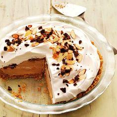 As the Nestlé Kitchens Pie Recipe Contest winner, this Caramel Macchiato Ice Cream Pi