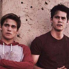 This is what it looks like when the Dylans don't approve. #dylanobrien #thedylans