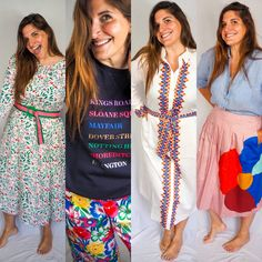 Trying on the best pieces from the Boden spring summer 2020 sale - for straight and plus size shoppers! Retro Fashion, Fashion News, Summer Sale, Spring Summer, White Button Down Shirt, Over 50 Womens Fashion, Chic Dress, Try On, Casual Chic