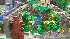 Lego Zoo, Lego City, Netherlands, Creative, Inspiration, The Nederlands, Biblical Inspiration, The Netherlands, Holland
