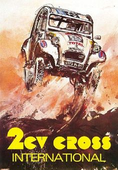 Old Car Posters
