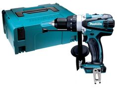 Makita DHP458ZJ 18v LXT Combi Drill Bare Unit in Type 2 Makpac