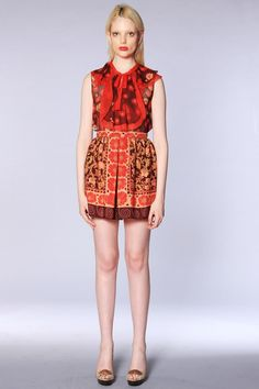 Anna Sui Resort 2013 Collection