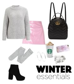 """""""Morning coffee"""" by t-elks on Polyvore featuring мода, Miss Selfridge, iDeal of Sweden, ALDO, Gucci, Alex and Ani и GUESS"""