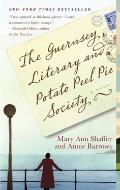 The Guernsey Literary and Potato Peel Pie Society by Mary Ann Shaffer and Annie Barrows weaves together letters and story lines from the 1940s to tell the story of a quirky society against the backdrop of a dark war.