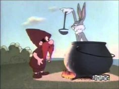 "Yosemite Sam - ""Rabbitson Crusoe"""