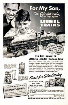 1946 Lionel Trains #003896