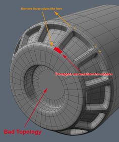 FAQ: How u model dem shapes? Hands-on mini-tuts for mechanical sub-d AKA ADD MORE GEO - Page 2 - Polycount Forum