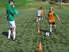football training drills for 9 year olds - http://epicsoccertraining78.tumblr.com/124007195124