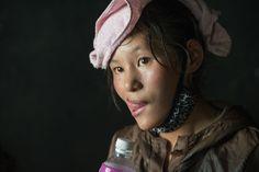 Lhasa Girl