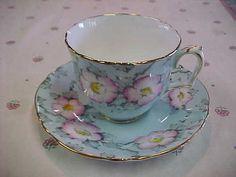 Crown Staffordshire English Bone China Tea Cup