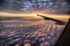 27 razões pelas quais você deve sempre sentar no lado da janela do avião