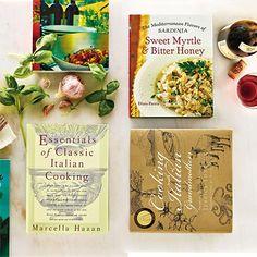 The Best Italian Cookbooks - Cooking Light