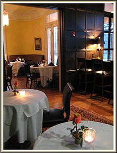Hamptons Restaurant-at Adams Inn has afternoon tea