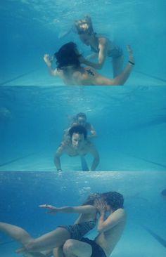 Heath Ledger and Abbie Cornish
