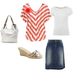 """""""summer"""" by angie-roldan-taylor on Polyvore"""