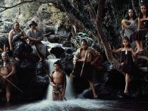 Pictures of the last tribes on earth by Jimmy Nelson