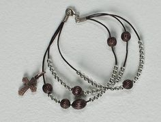Confirmation Rosary Pray-celet Christian jewelry is a great way to show off your new life in #Christ. Celebrate your #confirmation with this stunning Confirmation #Rosary Pray-celet by Roman adorned with bronze colored beads. #bracelet #Catholic