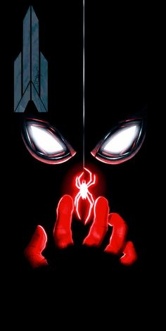 Check out this awesome collection of Dark Spiderman IPhone Wallpaper is the top choice wallpaper images for your desktop, smartphone, or tablet. Amazing Spiderman, Spiderman Spider, Marvel Comic Universe, Marvel Art, Marvel Heroes, Captain Marvel, Marvel Comics, Marshmello Wallpapers, Spiderman Kunst