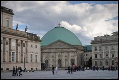 St. Hedwig's Cathedral, Berlin