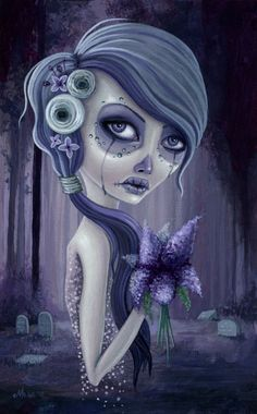 Meagan Majewski - 2012 - Lilacs in theforest
