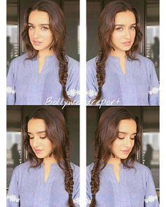 Rate the Hairstyle  1..... 10  Shraddha Kapoor look from Baaghi promotions last day of Promotions yesterday.. @BOLLYWOODSTYLEFILE    . . Actress  #ShraddhaKapoor  Movie Promotions  @baaghiofficial  Outifit  #imarafashion Styled by  #tanghavri  Make up  @shraddha.naik  Hairstyle by  @amitthakur26 . . #bollywoodstylefile #bollywood #stylefile #india #indian #indianfashion #indianstyle #bollywoodstyle #delhi #mumbai #bollywoodactress #bollywoodfashion #mbcbollywood #indiangirl #shraddhakapoor…