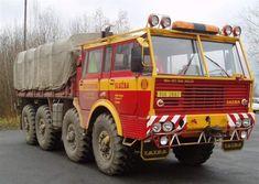 Dump Trucks, Cool Trucks, Big Trucks, Heavy Duty Trucks, Heavy Truck, Offroad, All Truck, Camper Caravan, Commercial Vehicle