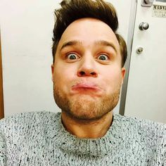 Olly Murs being adorable :3