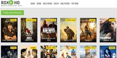 Who does not like to watch movies in today's time, there is hardly anyone who does not like to watch TV shows and web series on the Rdxhd Movies site. Movies To Watch Free, Hd Movies, Movies Online, New Hollywood Movies, Latest Bollywood Movies, Movie Website, Movie Sites, English Movies, Watch Tv Shows